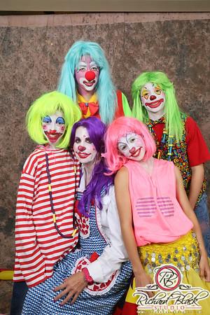 Clowns Photo Shoot