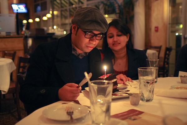 Shomi's Birthday