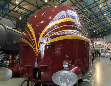 National Railway Museum 19th October 2015