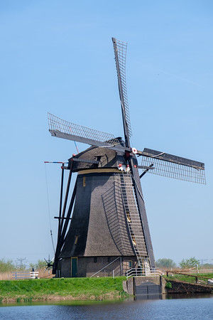 Kinderdijk - Windmills