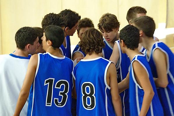 Joshua Basketball