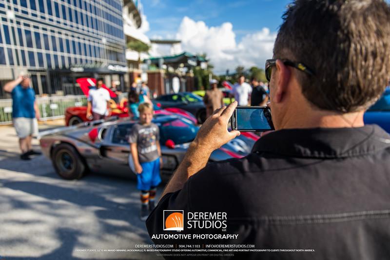 2017 10 Cars and Coffee - Everbank Field 250B - Deremer Studios LLC