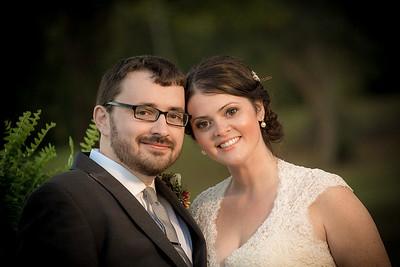 Megan & Darcy Married