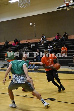 Alumni Baketball Mens Game 6