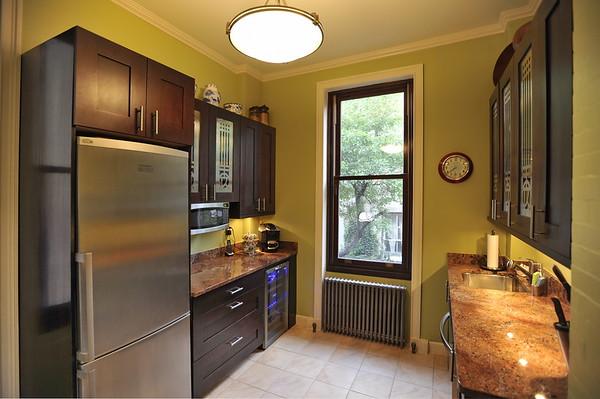 802 Hudson New Kitchen