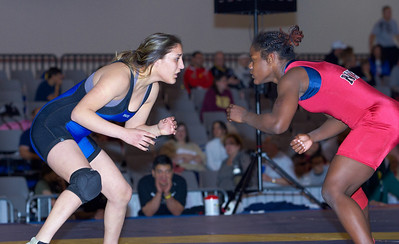 Women's Freestyle Preliminaries, Quarterfinals and Semifinals