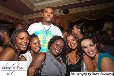Josh Howard Celebrity Event-House of Blues