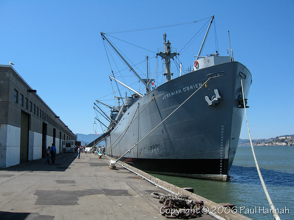 Liberty Ships, Victory Ships, LSTs and PT Boats