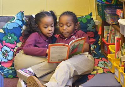 Kindergarten Reading Time