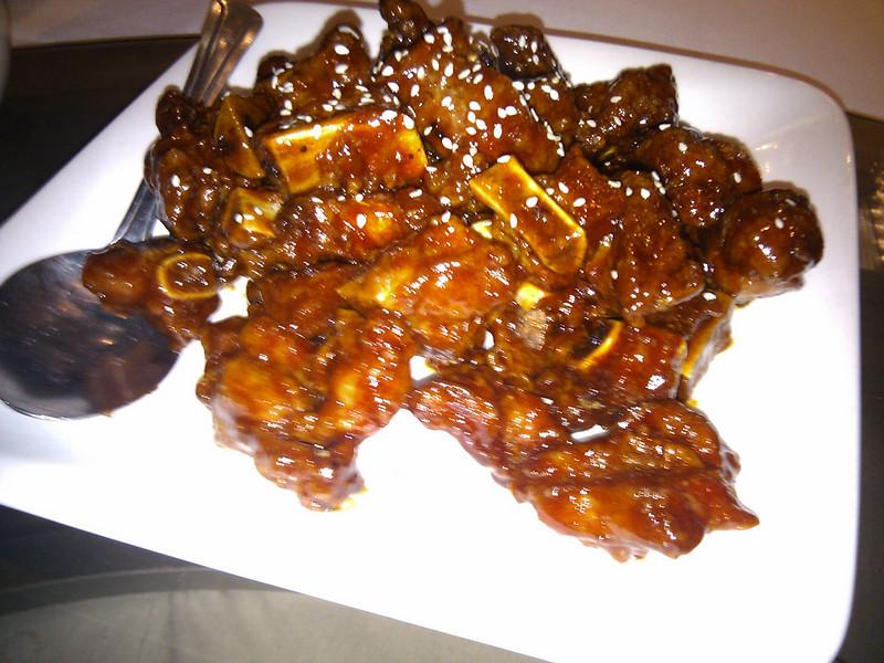 Rowland Palace - Shanghai Style Pork Spare Ribs