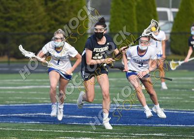 Attleboro - Foxboro Girls Lacrosse 05-17-21