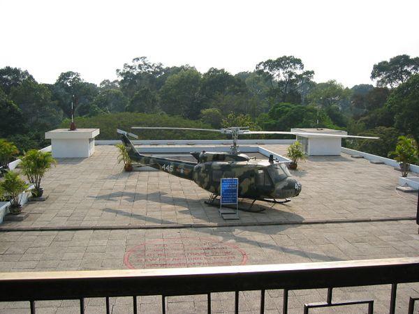 Ho Chi Min City 2004