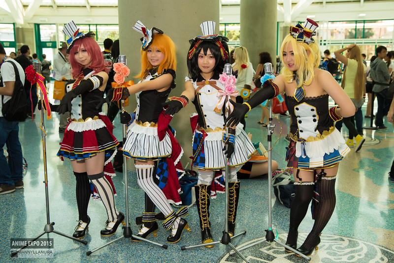Anime Expo 2015 Day 2