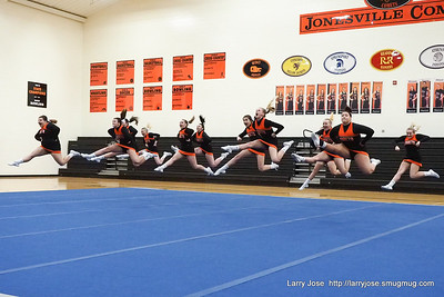 Big 8 Conference Cheer Jamboree