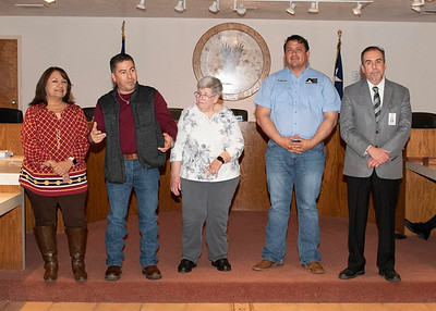 Board Recognition February  2019