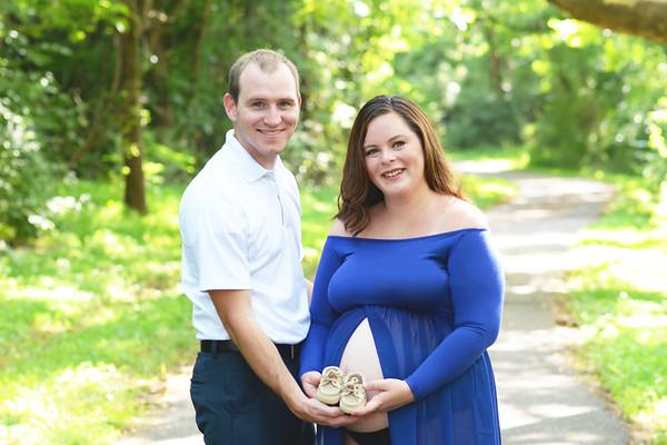 April & Brice Maternity