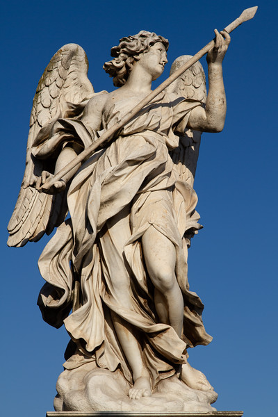 Angel with the Lance - Ponte Sant'Angelo