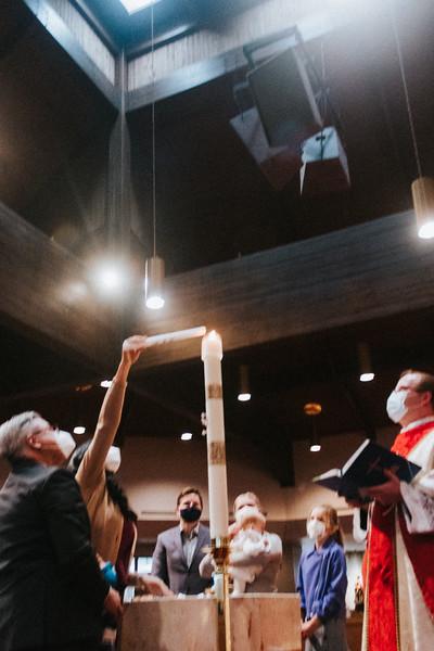 Gwardynska Baptism