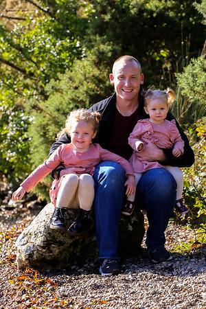 Portrait Shoot - Rennoldson Family
