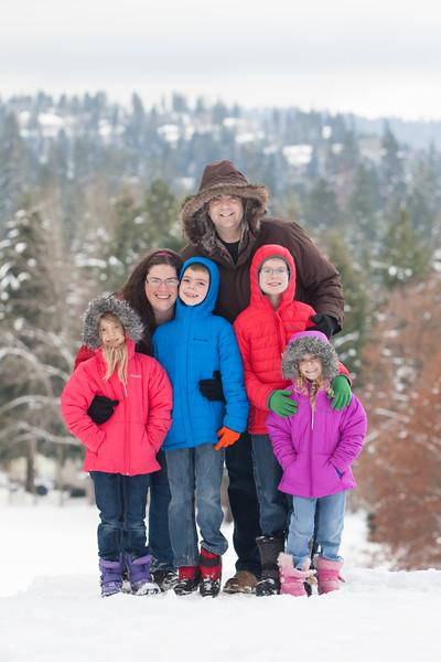 Dec 2016 Family Photos