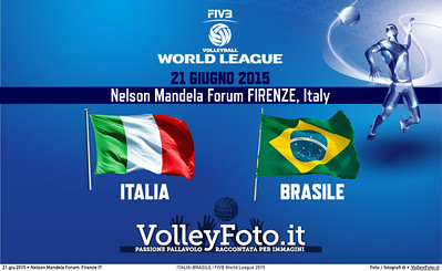ITALIA - BRASILE | Firenze IT