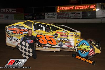 Albany-Saratoga Speedway-Jeremy McGaffin-6/14/19