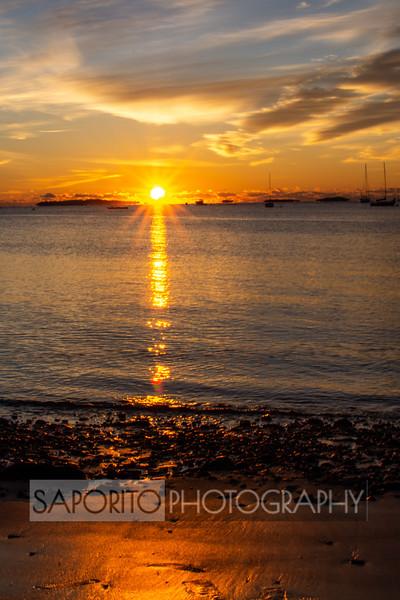 Beverly Harbor Dawn