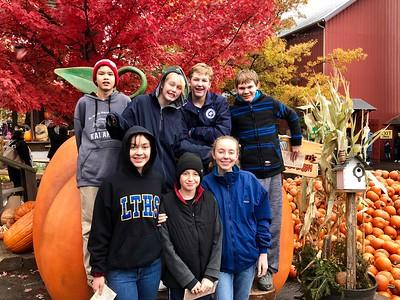 Halloween and Pumpkin Farm 2018  - iPhone
