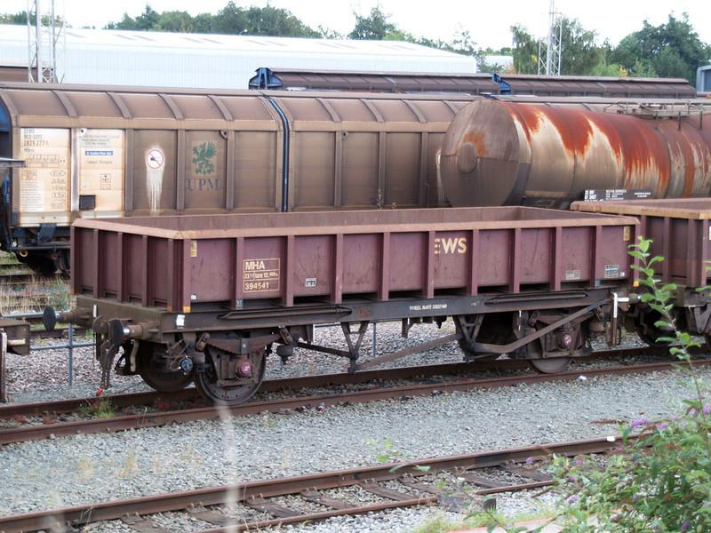 MHA 394541 Warrington WRD 14/09/09