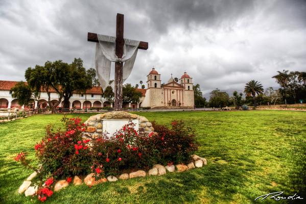 Santa Barbara Mission - Santa Barbara