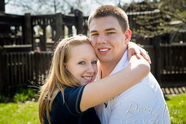 Tyler and Kristeena 2013