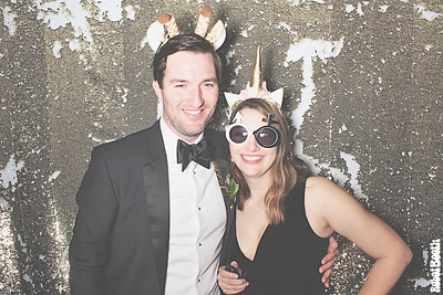 12-28-19 Atlanta Barnsley Garden Photo Booth - Emily and Matt Kerr Wedding - Robot Booth