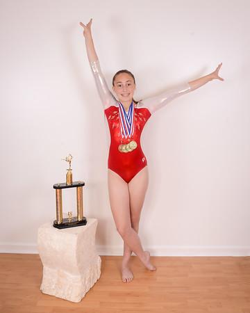 Gymnastics - Annabella
