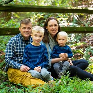 Rachel & Joe's Family Portraits Quick Picks