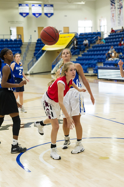 ASCO Girls Basketball, All Star Classic, 6-3-2017