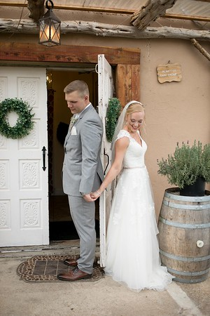 Samantha and Forrest | Wedding