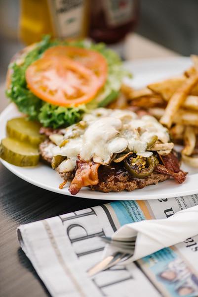 雙城美式漢堡 | 道地美式