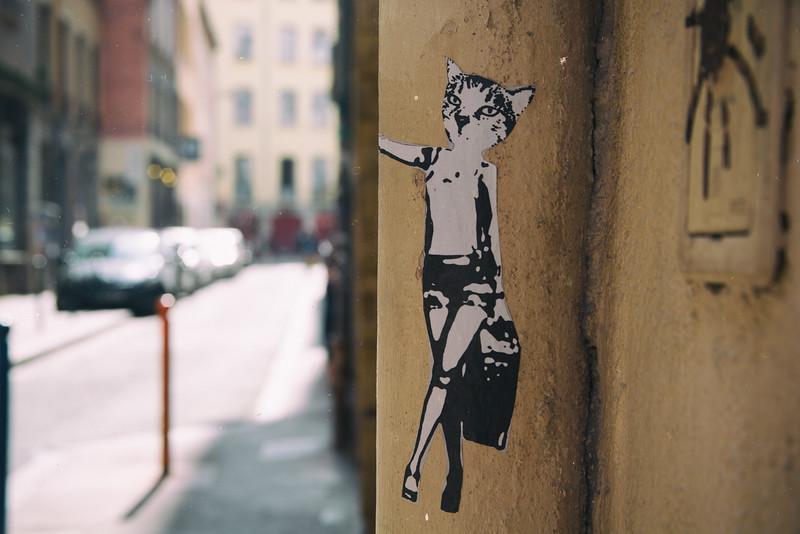 Banksy en vacances?