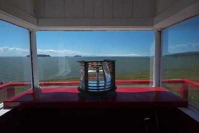 The north coast of the Minas Basin, Bay of Fundy