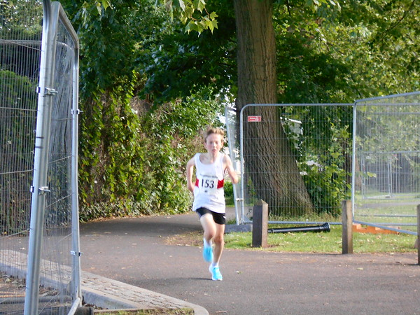 2 Mile Race 2nd July 2019