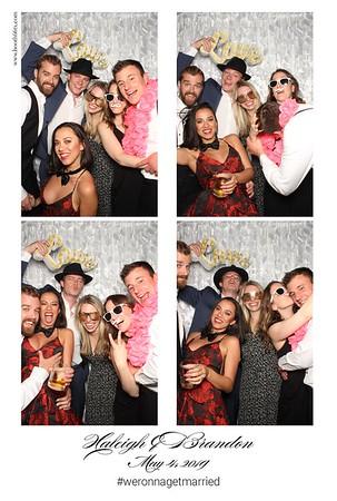 Brandon & Haleigh's Wedding 5-4-19