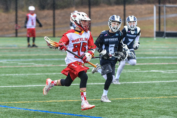 Hammers25 v Team Md25 - MD Showcase Lacrosse - 10.20.19