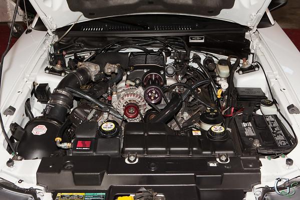 2003 Mustang Saleen Convertible
