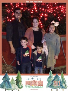 Christmas on the Square 2019