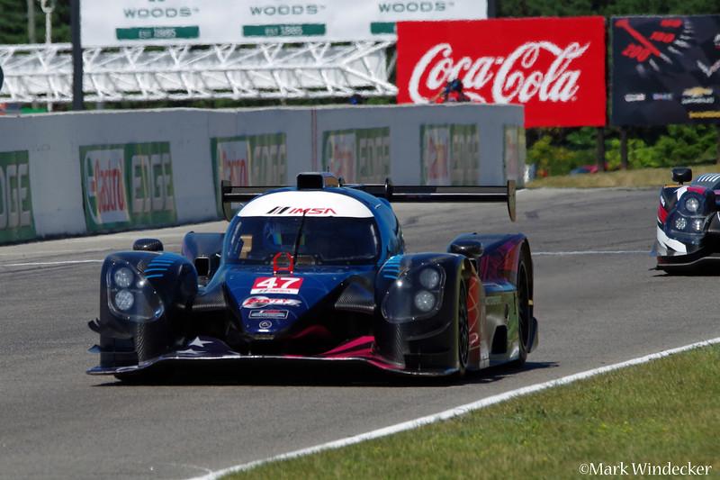 1st LMP3 Austin McCusker/TJ Fischer