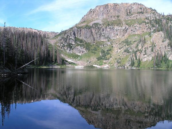 Mt. Zirkel Wilderness Area. August 2005