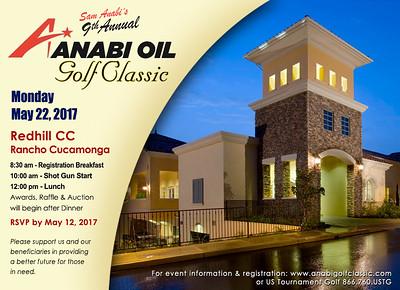 2017 Anabi Oil Golf Classic