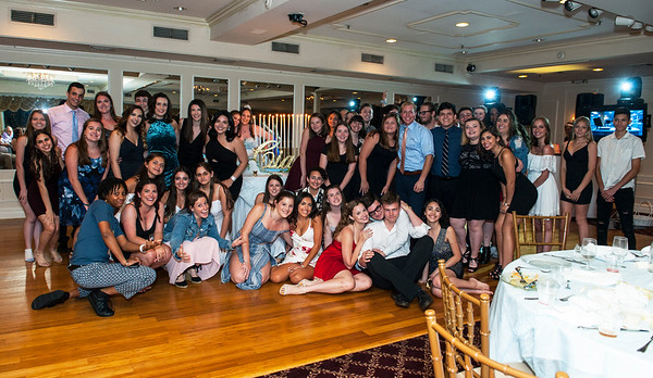 Ciara's Sweet 16 Party, Candle Lighting Ceremony,  June 29, 2018