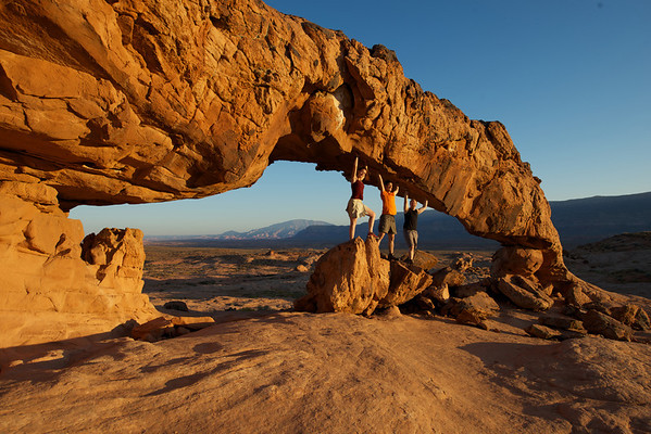 Escalante - Sunset Arch