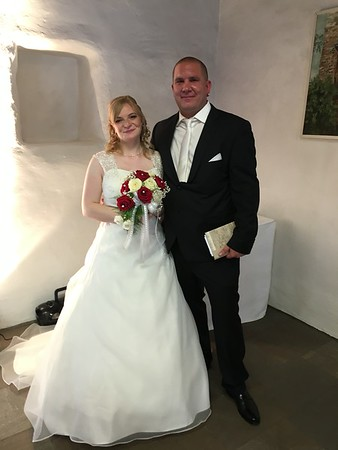 Huwelijk Larissa & Thomas 4-6-2016